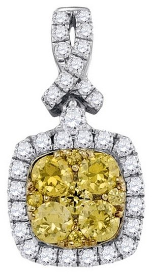 Preload https://item5.tradesy.com/images/white-gold-yellow-diamond-luxury-designer-14k-102-cttw-fashion-pendant-by-briangdesigns-necklace-1719094-0-0.jpg?width=440&height=440