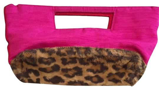 Preload https://item4.tradesy.com/images/raw-pink-silk-clutch-1719123-0-0.jpg?width=440&height=440