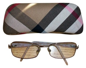 Burberry Burberry Eyeglasses and Case