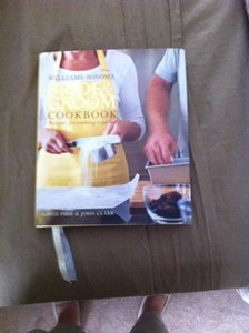 Williams-sonoma Bride & Groom Cookbook - Recipes For Cooking Together