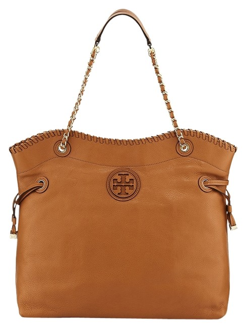 Item - Marion Slouchy Tan Leather Tote