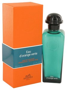 Hermès EAU D'ORANGE VERTE by HERMES ~ Eau de Cologne Spray (Unisex) 3.3 oz