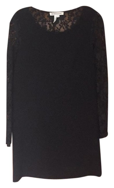 Preload https://img-static.tradesy.com/item/17194210/bcbgeneration-black-above-knee-cocktail-dress-size-6-s-0-1-650-650.jpg