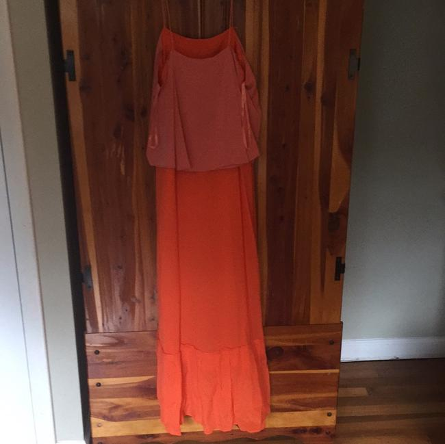 Coral Maxi Dress by Diane von Furstenberg Image 1