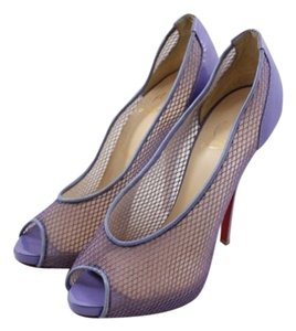Christian Louboutin Lilac Pumps
