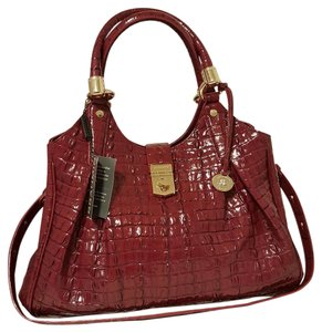 Brahmin Leather Hobo Bag