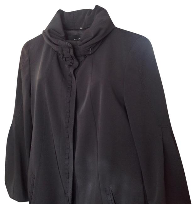 Preload https://item1.tradesy.com/images/elie-tahari-classic-couture-trench-coat-1719470-0-0.jpg?width=400&height=650