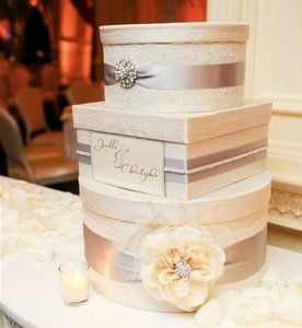 Custom Made Wedding Money/card Box