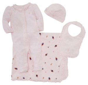 Ralph Lauren Baby Girls' Four Piece Set