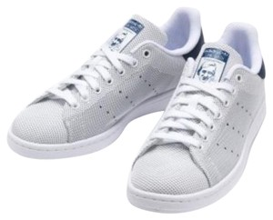 adidas Grey/White/Navy Athletic