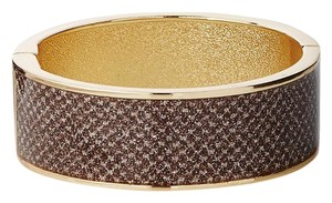 The Limited The Limited Sparkly Inset Hinge Bracelet NWT