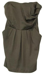 Collective Concepts Mini Pockets Strapless Dress
