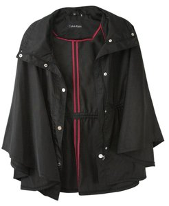 Calvin Klein Raincoat Raincoat Hooded Hooded Raincoat Jacket