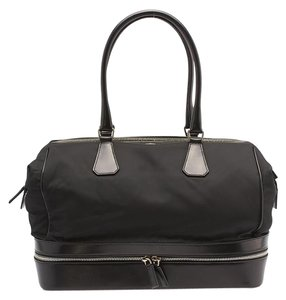 Prada Nylon Satchel in Black