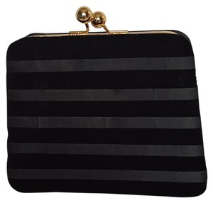 Lord & Taylor Black Clutch