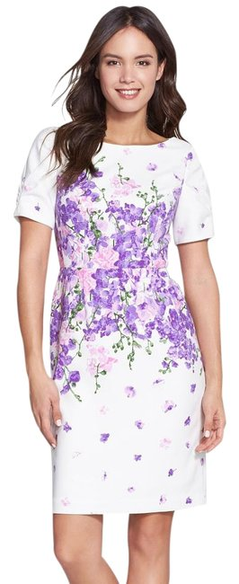 Preload https://img-static.tradesy.com/item/17196052/adrianna-papell-white-garden-party-placed-floral-print-purple-mid-length-cocktail-dress-size-10-m-0-1-650-650.jpg