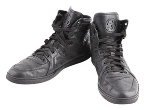 Gucci All Mens High-top Black Athletic