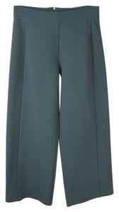 Max Mara Capri/Cropped Pants Teal