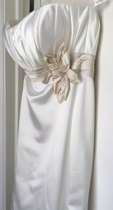 Casablanca 1974 Wedding Dress