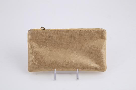 Charlotte Olympia Lips Black/Gold Clutch Image 1