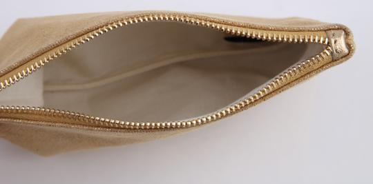 Charlotte Olympia Lips Black/Gold Clutch Image 2