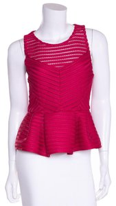Maje Top Fuschia