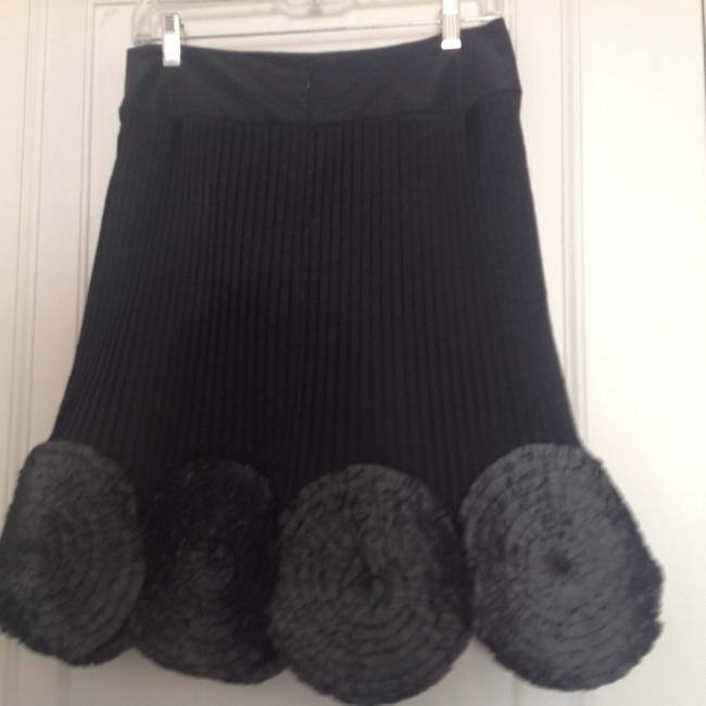 Other Vintage Classic Skirt Black