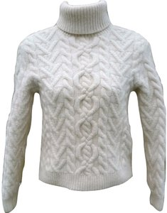 Ralph Lauren Hand Knit Chunky Cable Sweater Sweatshirt
