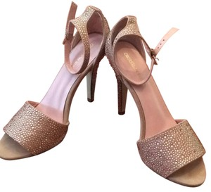 Obsession Rules Rose gold Formal