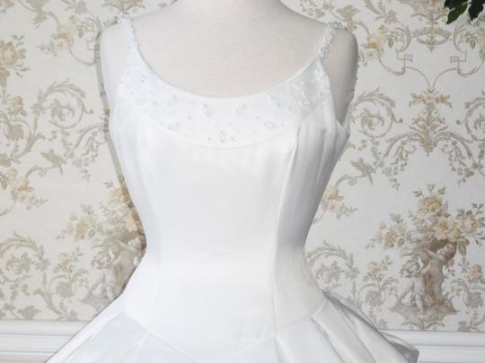 Private Label by G White Wedding Dress Size 6 (S)