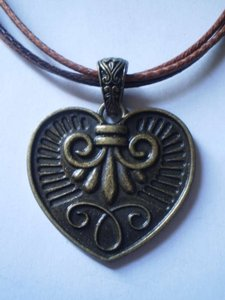 Other Vintage Heart Necklace