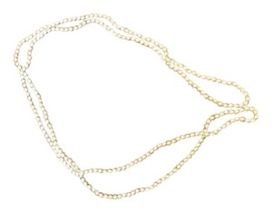 Other Wonderful Long Pearl Necklace, Double Knotted in Between Pearls, 45 I nches Long!