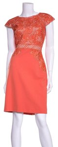 Antonio Melani short dress Orange on Tradesy