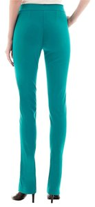 Worthington Skinny Pants Captivating Green