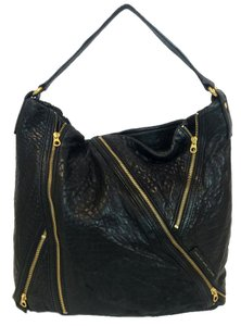 Marc by Marc Jacobs Leola Leather Tote in Black