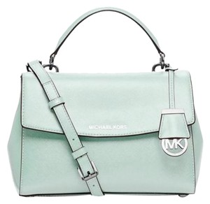 Michael Kors Satchel in Celadon