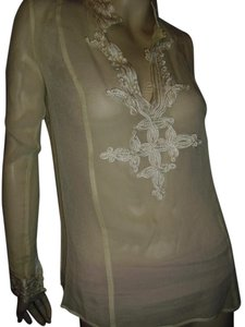 Laundry by Shelli Segal Bohemian Style Music Festival Tunic