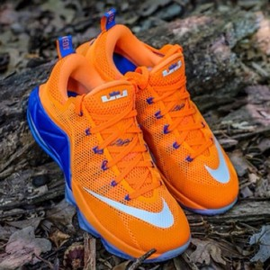Nike Orange Athletic