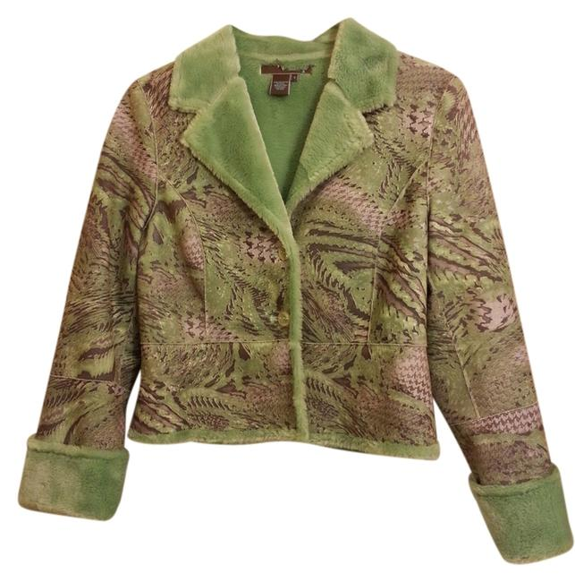 Preload https://item2.tradesy.com/images/unknown-faux-suede-faux-fur-green-jacket-1720126-0-0.jpg?width=400&height=650