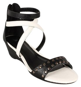 Other Black & White Sandals