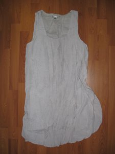 Lucca Couture short dress silver on Tradesy