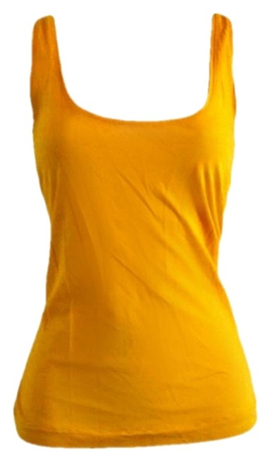 Preload https://img-static.tradesy.com/item/17203852/kate-spade-yellow-lime-green-chartreuse-sleeveless-saturday-tank-topcami-size-8-m-0-4-650-650.jpg