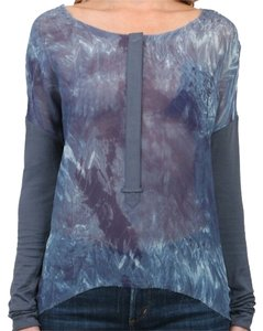 go>silk Top Blue