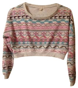 Other Crop Sweatshirt