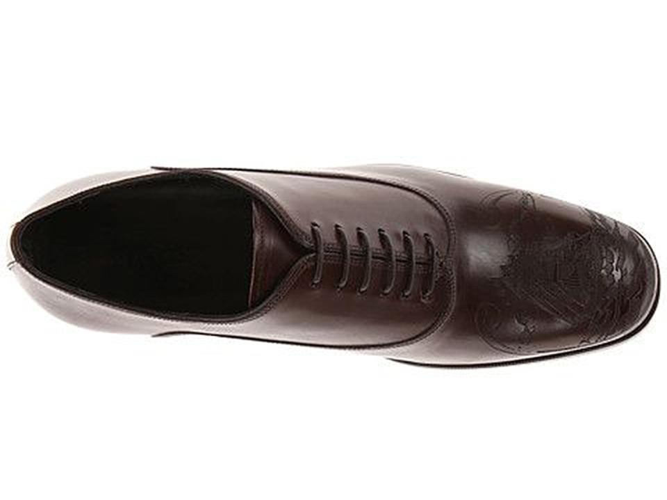 Brown Scrimshaw McQueen Oxford Alexander Shoes zq5Ev