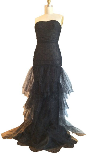 Preload https://item5.tradesy.com/images/marchesa-notte-black-and-gold-lace-gown-mermaid-long-formal-dress-size-2-xs-1720529-0-1.jpg?width=400&height=650