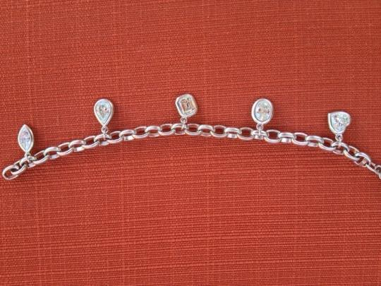 William Goldberg 3.63 tcw Diamond and Platinum custom designed bracelet by William Goldberg himself.