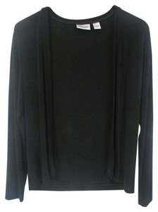 Chico's Open Front Long Sleeve Cardigan