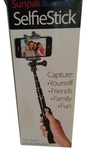 Sunpak Sunpak Selfie Stick Bluetooth W/ Remote Button