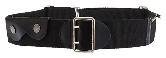 Burberry Burberry Women's Black Canvas Belt (18572)